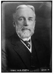 Cyrus Hermann Kotzschmar Curtis