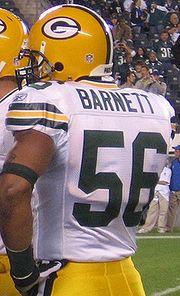 Nick Barnett
