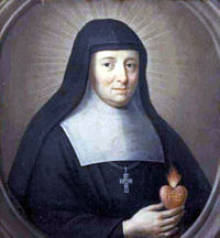 Jane Frances De Chantal
