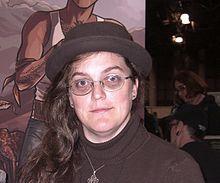 Carla Speed Mcneil