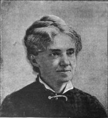 Abba Louisa Goold Woolson