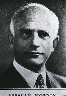 Abraham Myerson