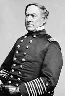Admiral David G. Farragut