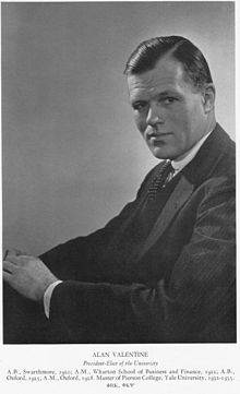 Alan Valentine