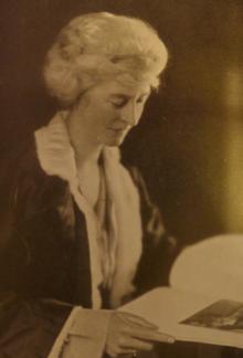 Anne Douglas Sedgwick Image
