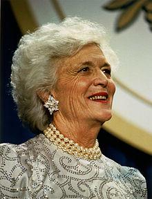Barbara Ann Bush Image