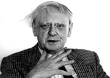 Anthony Burgess Image
