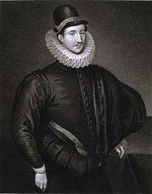 Fulke Greville, 1st Baron Brooke