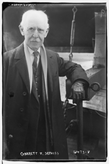 Garrett P. Serviss