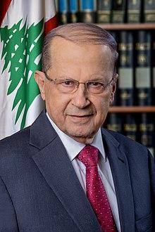 Gen Michel Aoun
