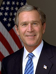 George W Bush Image