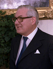 James Callaghan