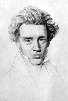 Soren Kierkegaard Image