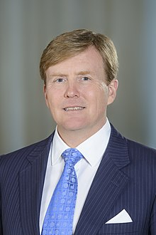 Willem-alexander, Prince Of Orange