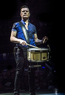 Larry Mullen, Jr.