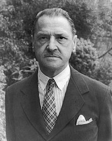 W. Somerset Maugham Image
