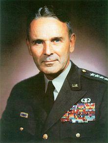 Gen Maxwell D. Taylor