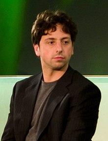 Sergey Brin Image