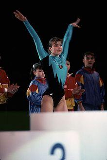 Svetlana Boginskaya