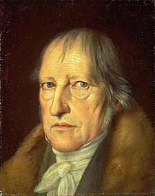 Georg Wilhelm Friedrich Hegel Image