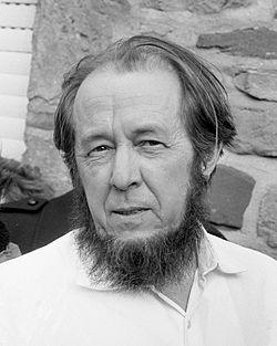 Aleksander Solzhenitsyn