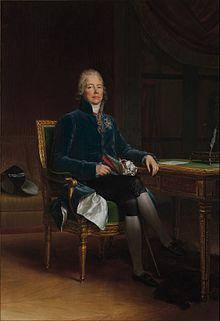 Charles M. De Talleyrand