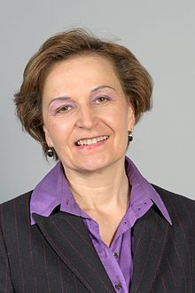 Anneli Jaatteenmaki Image