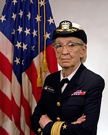 Admiral Grace Hopper