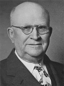 Henry Allen Ironside