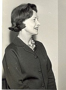 Barbara Castle, Baroness Castle Of Blackburn Image